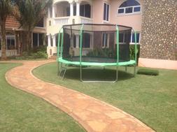 trampoline 14 ft
